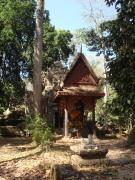A small hidden temple inside Angkor Thom
