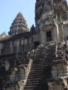 The innermost part of Angkor Wat is closed