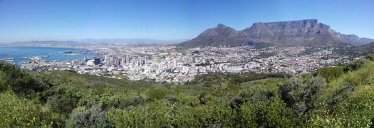 Signal Hill (Cape Town) – October 4, 2014