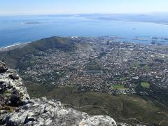 Table Mountain (Cape Town) – October 6, 2014